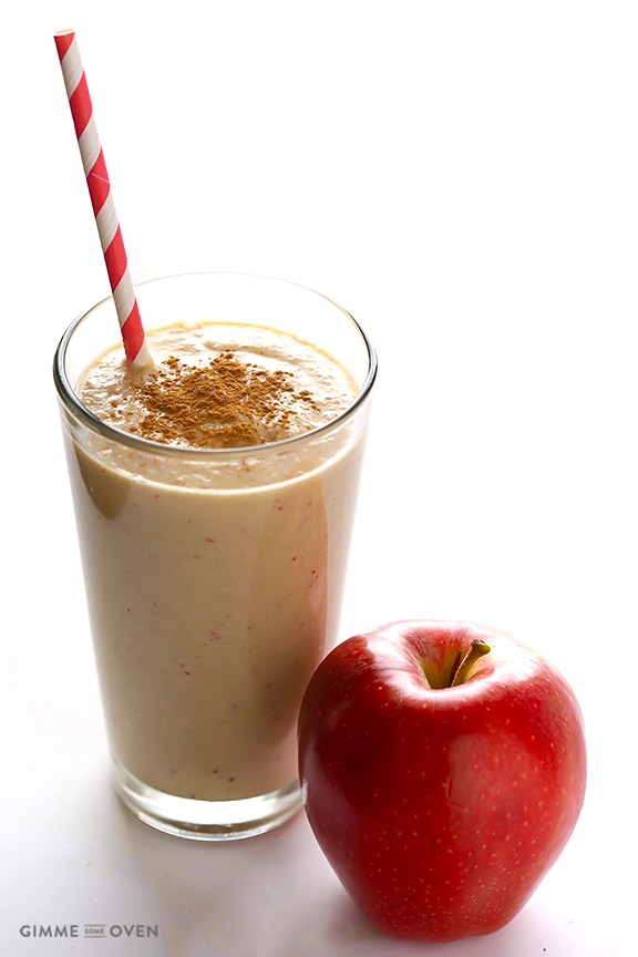 Apple-Pie-Smoothie by Gimme Some Oven
