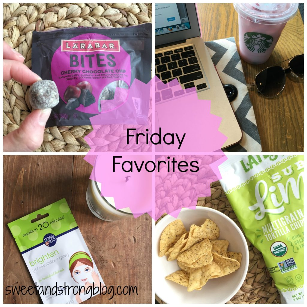 Friday Favorites 6.24.16
