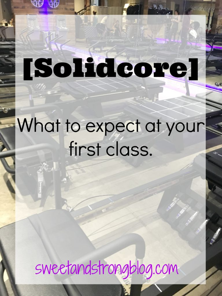 Solidcore Workout Class Review