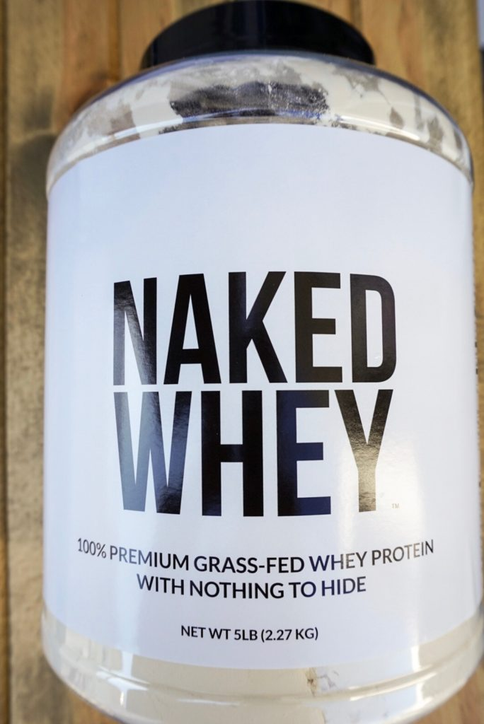 Naked Nutrition Naked Whey Protein