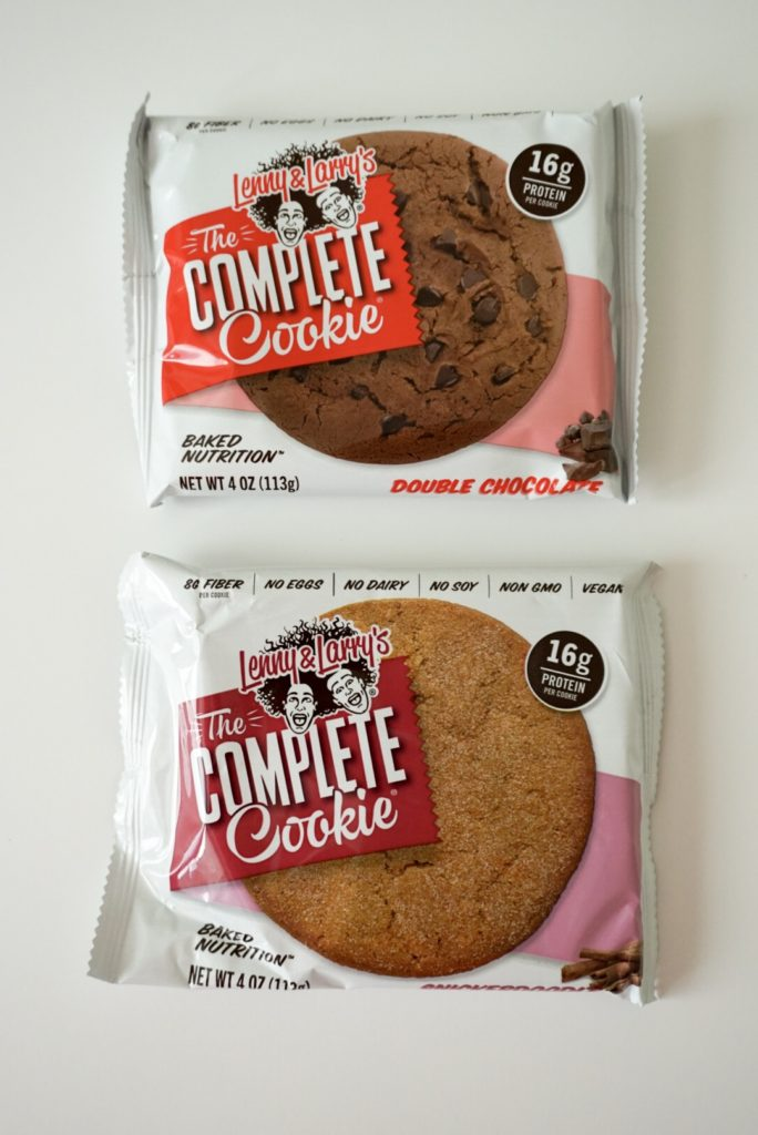 Friday Favorites Lenny and Larry's Complete Cookie
