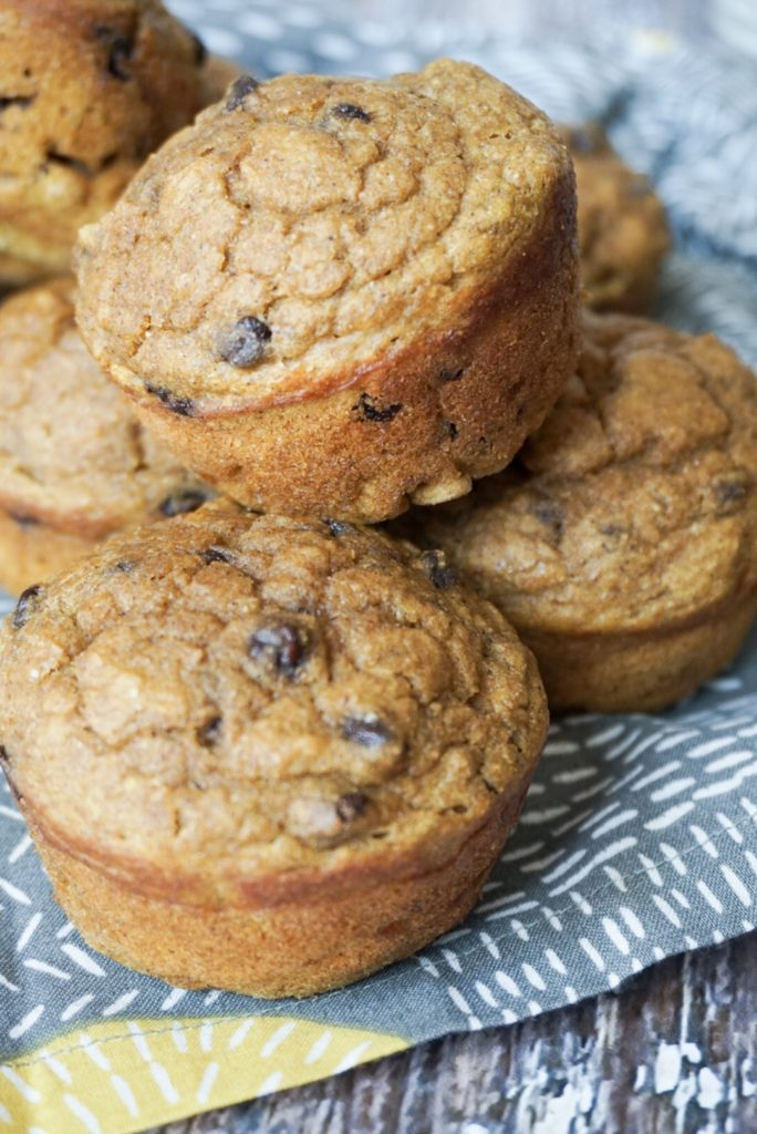 Savor Fall Flavors with Starbucks at Giant Eagle and Healthy Pumpkin Muffins
