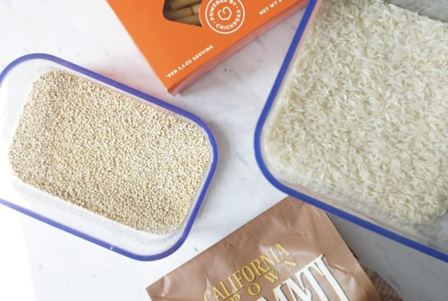 The Healthy Pantry Grains