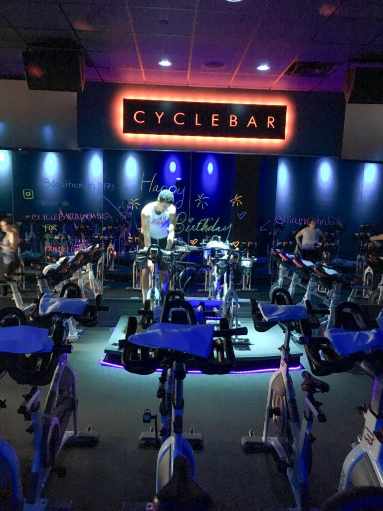 CycleBar Columbia Pike