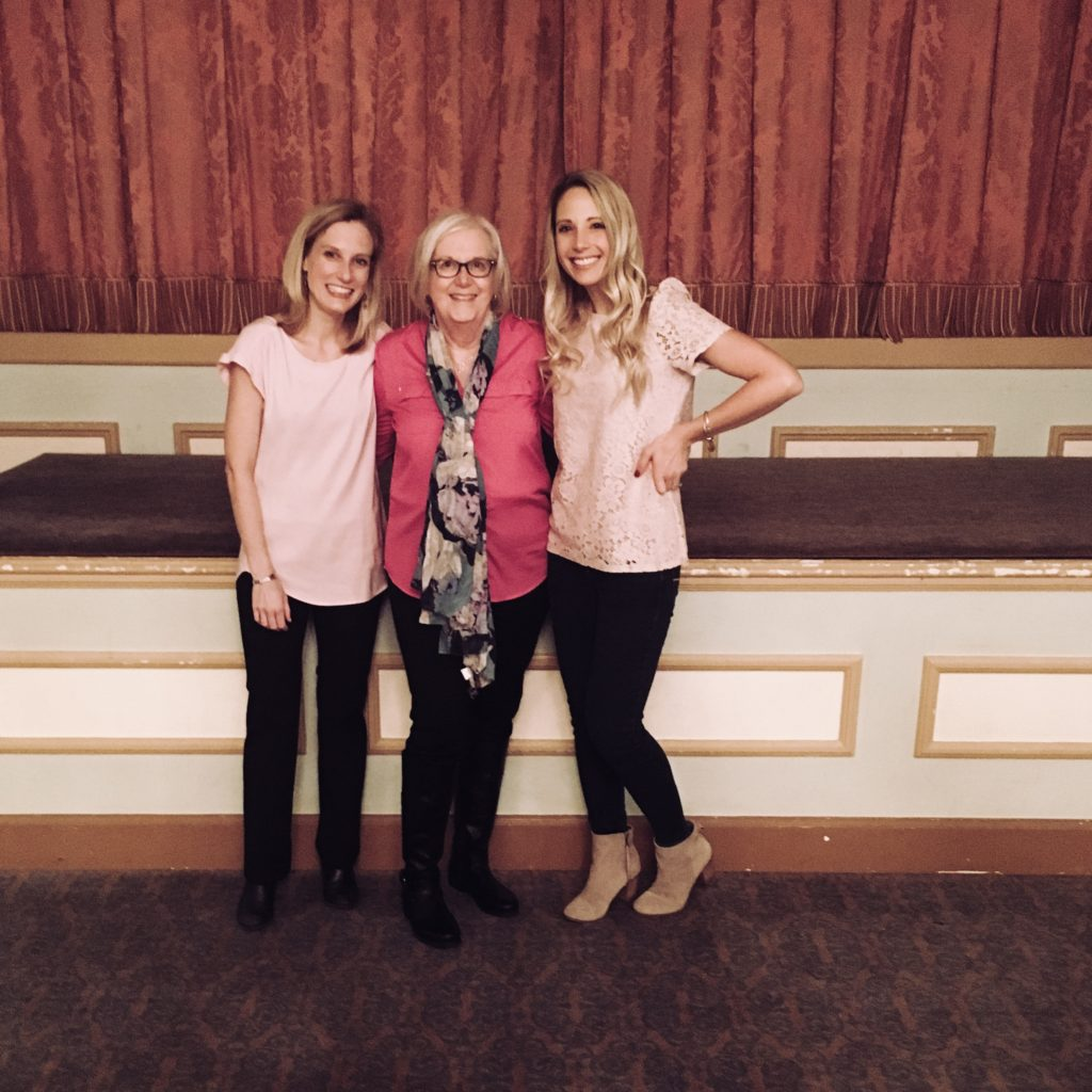 Mean Girls the Musical. On Wednesdays we wear pink.