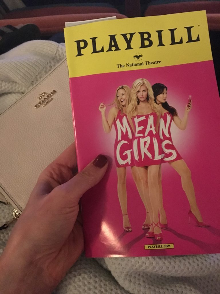 Mean Girls the National Theatre DC