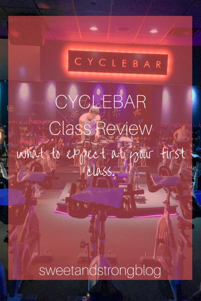 ClycleBar Class Review, What to expect at your first class