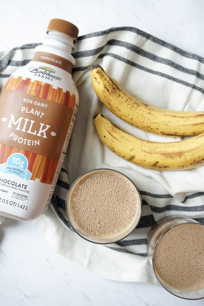 Bolthouse Farms Plant Based Protein Milk