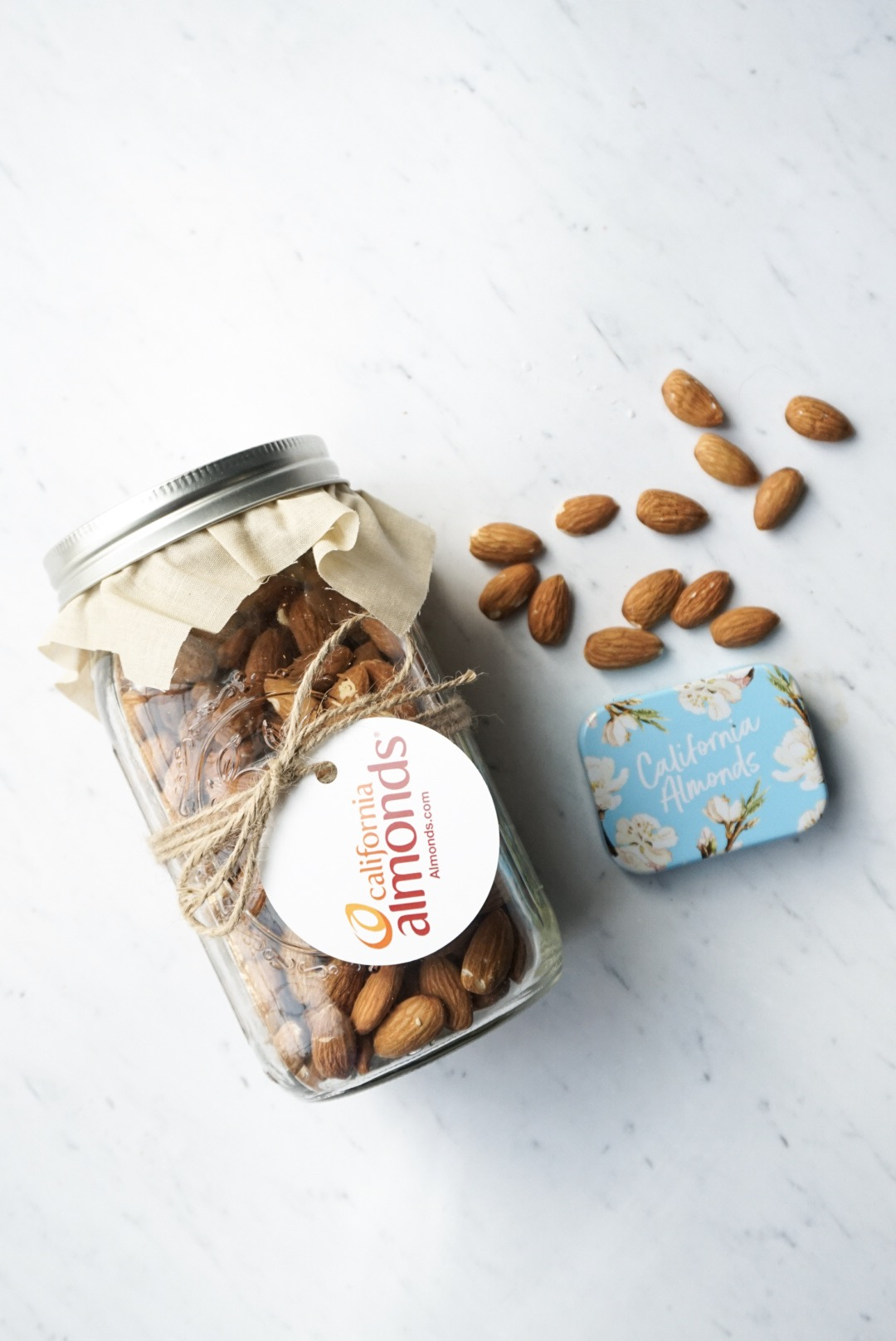 California Almonds, Healthy Snack Friday Favorites
