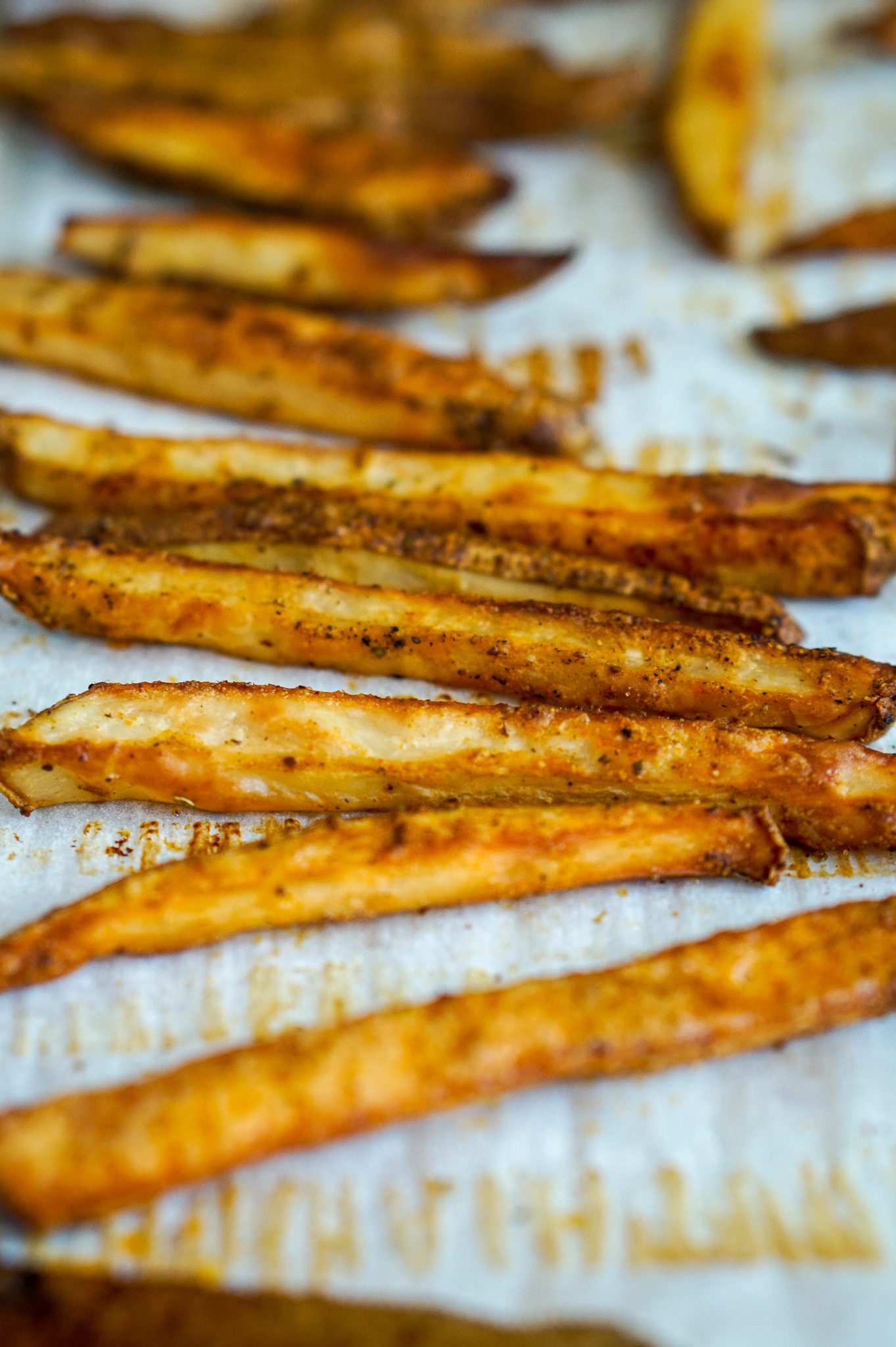 OLD BAY Seasoned French Fries