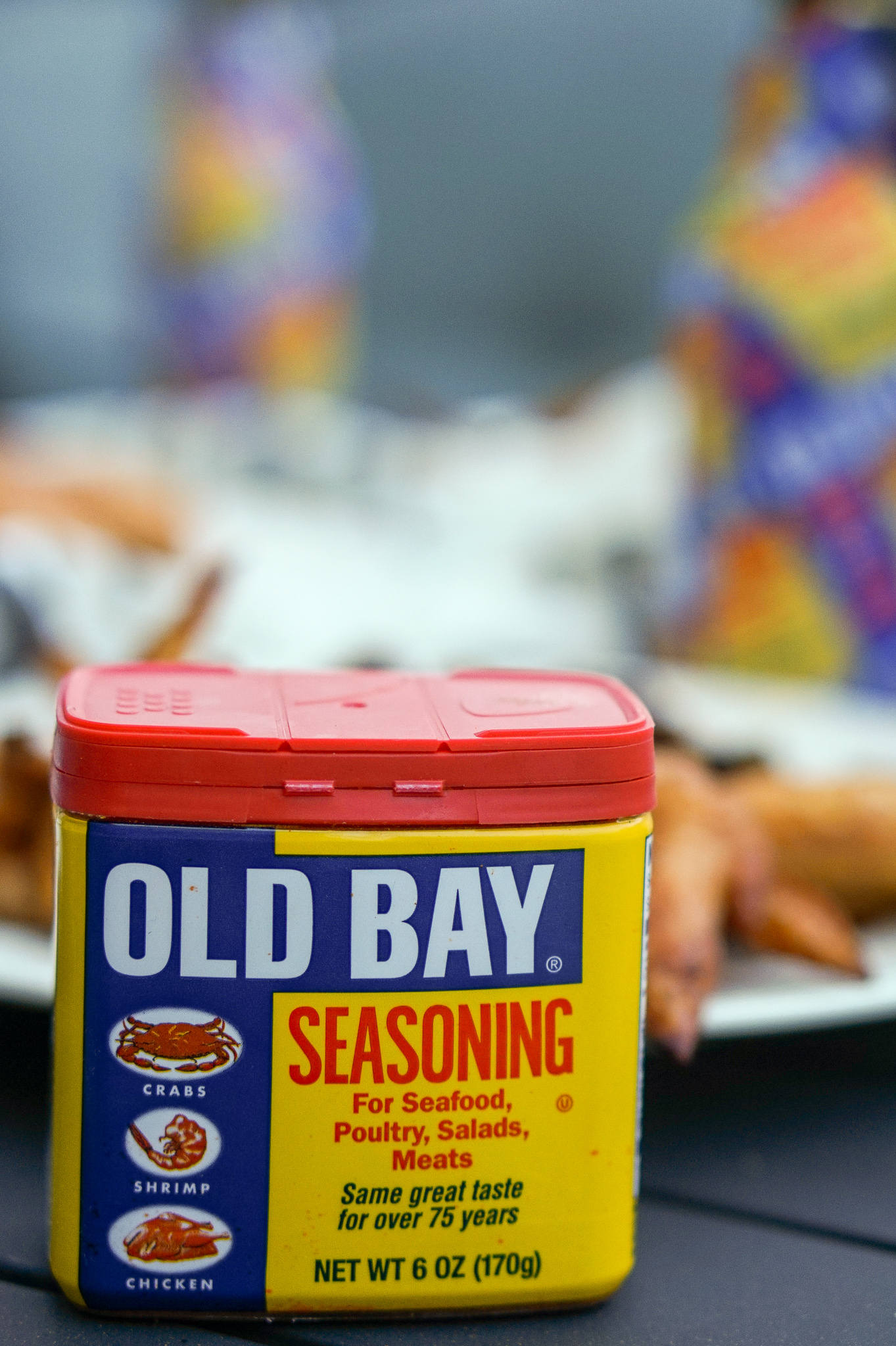 OLD BAY Recipe