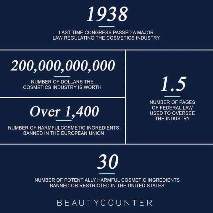 Beautycounter facts